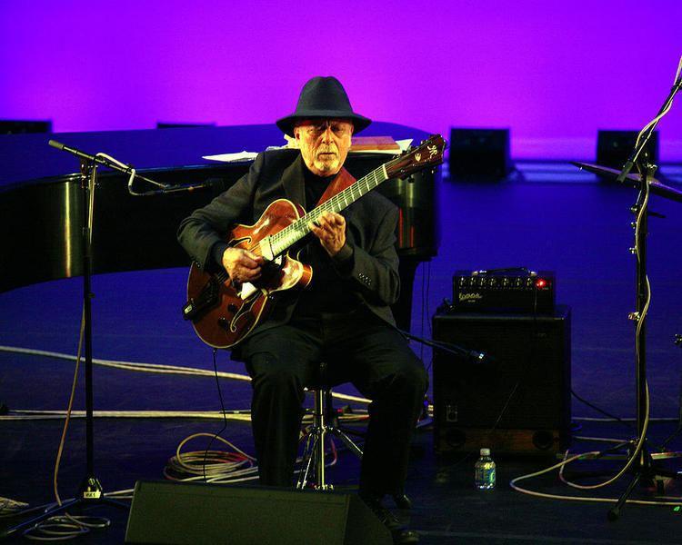 Ron Escheté Ron Eschete Interview Sept 12 2014 Jazz Guitar Society