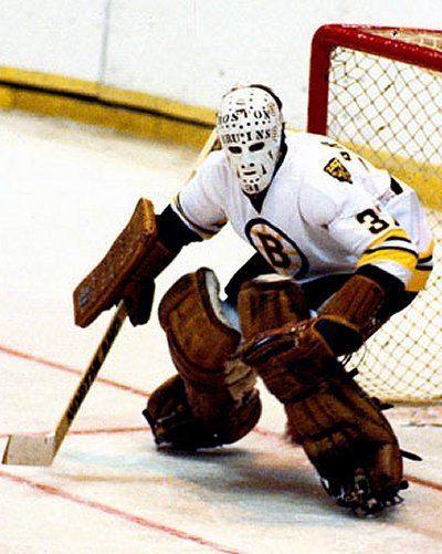 Ron Grahame Boston Bruins goaltending history Ron Grahame