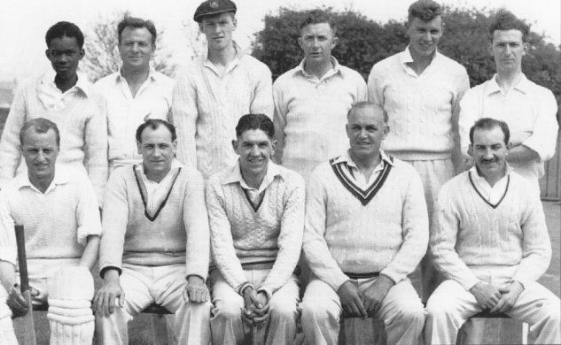 Ron Headley (Cricketer) in the past