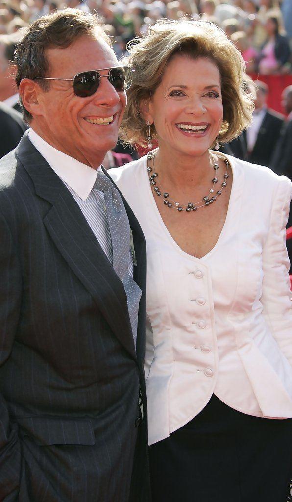 Ron Leibman Jessica Walter and Ron Leibman Photos Photos 57th Annual Emmy