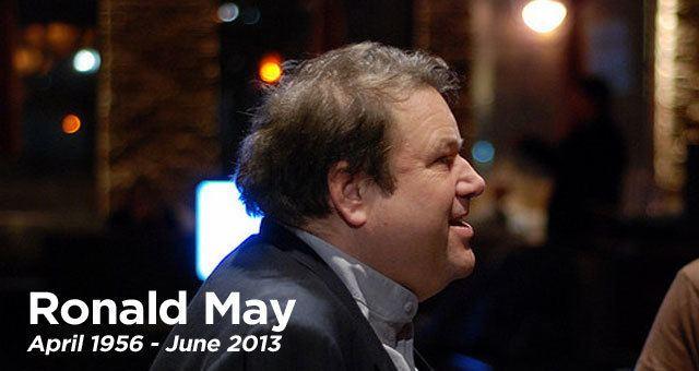 Ron May (columnist) techcowpcontentuploads201306RonMayRIPjpg