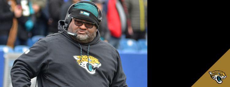 Ron Middleton (American football) Jacksonville Jaguars Ron Middleton