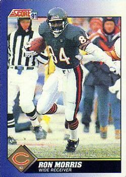 Ron Morris (Canadian football) Ron Morris Gallery The Trading Card Database