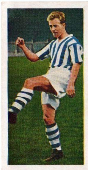 Ron Simpson (Australian footballer) SHEFFIELD UNITED Ron Simpson 36 Chix No 3 Famous Footballers