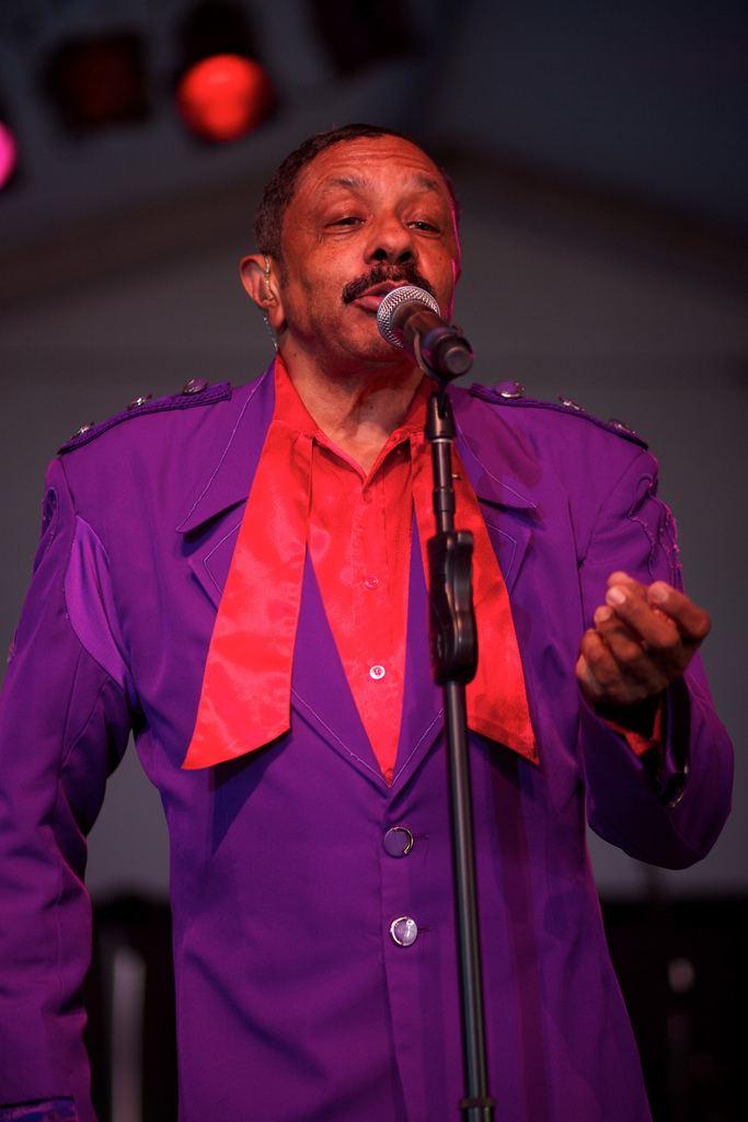 Ron Tyson Ron Tyson The Temptations Marin County Fair 2012