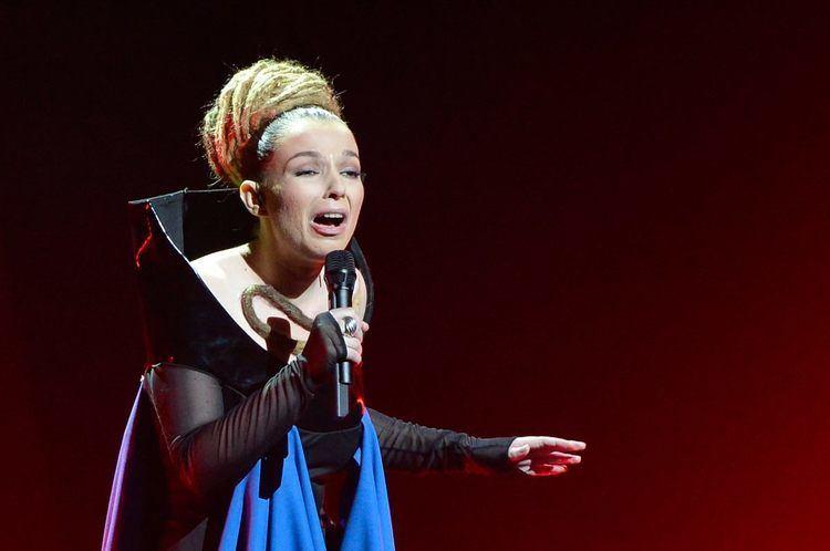 Rona Nishliu Eurovision Open Caption Albania39s Rona Nishliu