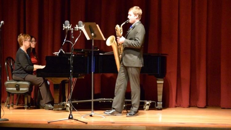 Ronald Caravan Sonata for Baritone Saxophone by Ronald Caravan YouTube
