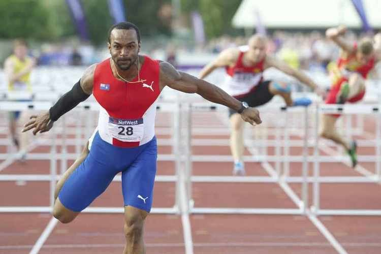 Ronald Forbes Ronald Forbes breaks Cayman Islands National Record IEyeNews