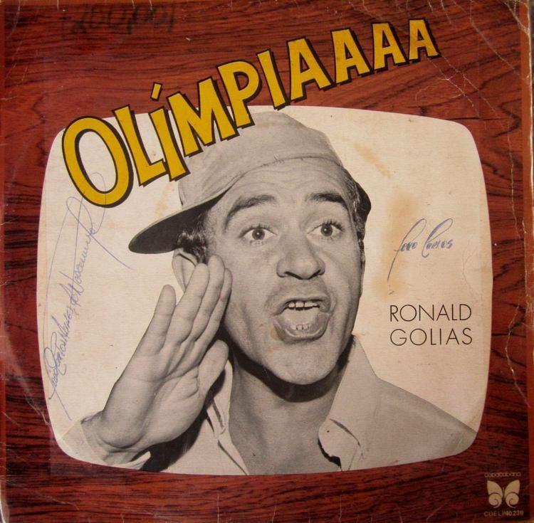 Ronald Golias History