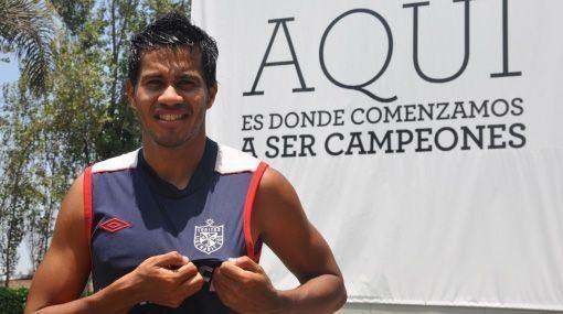 Ronald Quinteros Volvi a casa Ronald Quinteros inici entrenamientos con