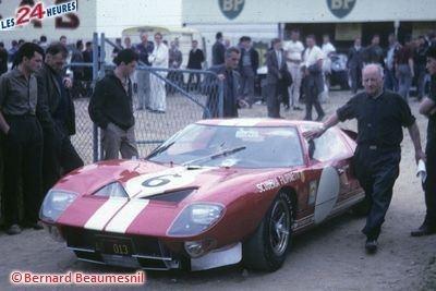 Ronnie Bucknum Palmares de Ronnie Bucknum aux 24H du Mans