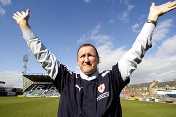 Ronnie Coyle Raith Rovers icon Ronnie Coyle loses his battle with leukaemia aged