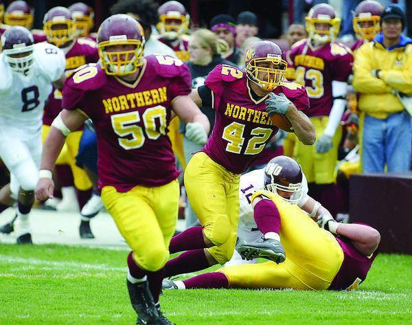 Ronnie Cruz Injuries tackled exNSU great Ronnie Cruz in NFL townnewsaberdeennews