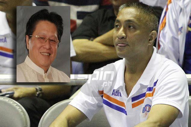 Ronnie Magsanoc Hapee Toothpaste names Ronnie Magsanoc coach as it makes PBA D