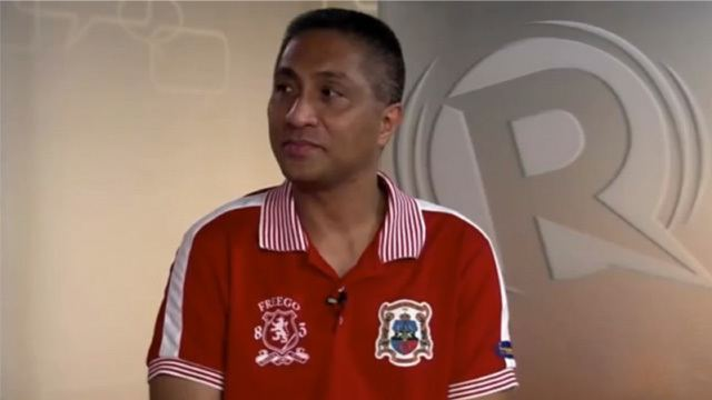 Ronnie Magsanoc PBA great Ronnie Magsanoc joins Blue Eagles coaching staff