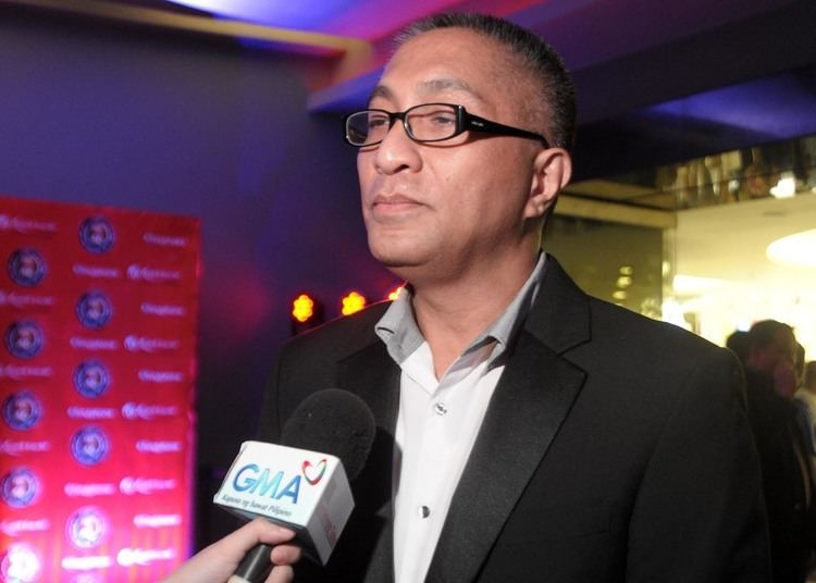 Ronnie Magsanoc Ronnie Magsanoc From PBA legend to voice for the VLeague Sports