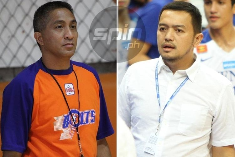 Ronnie Magsanoc Is Magsanoc Ateneo39s coach in waiting Ronnie talks about