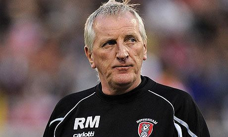 Ronnie Moore Ronnie Moore leaves Rotherham United 39by mutual consent