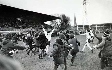 Ronnie Radford In the picture Ronnie Radford39s FA Cup giant killers