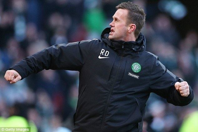 Ronny Deila Pitch to blame for not embarrassing Rangers claims Celtic