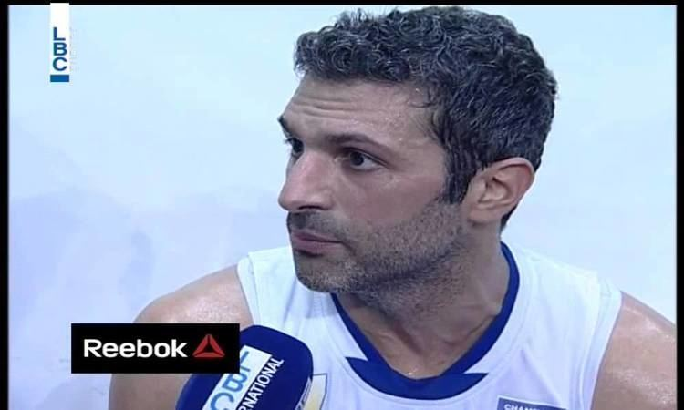 Rony Fahed Pepsi Lebanese Basketball Championship 1415 Interview