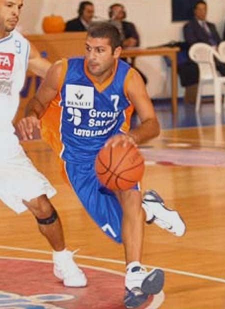 Rony Fahed Rony Fahed Lebanon player profiles by Interbasket