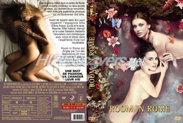 Room in Rome movie scenes room in rome Room in Rome Z2 Fr by PAPINICE