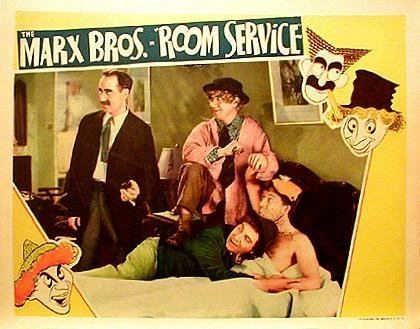 Room Service (1938 film) Room Service 1938 The Marx Brothers