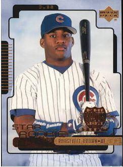 Roosevelt Brown (baseball) Roosevelt Brown Baseball Statistics 19932005