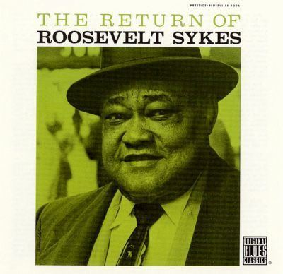 Roosevelt Sykes Roosevelt Sykes Biography Albums amp Streaming Radio