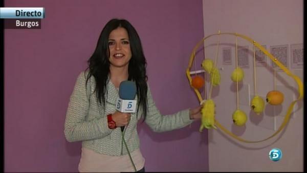 Rosa Conde Entrevista a ROSA CONDE Informativos T5 BLOG de EMMA ROSA POSADA