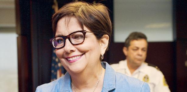 Rosa Emilia Rodríguez Rosa Emilia Rodrguez seguir como jefa de Fiscala Federal