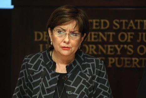 Rosa Emilia Rodríguez Police lieutenant indicted for role in black market carry permit scheme