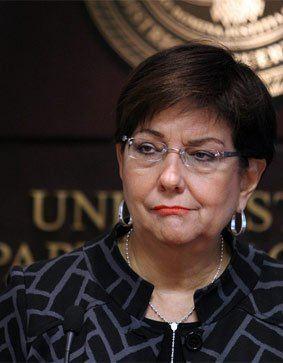 Rosa Emilia Rodríguez Renombran a Rosa Emilia Rodrguez Vlez como jefa en propiedad de la