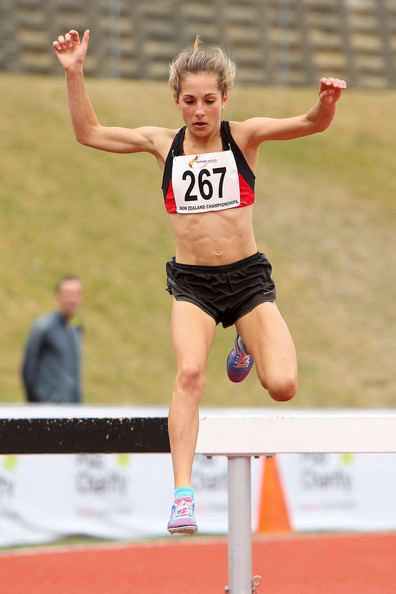 Rosa Flanagan Rosa Flanagan Photos Photos NZ Track and Field Championships Zimbio