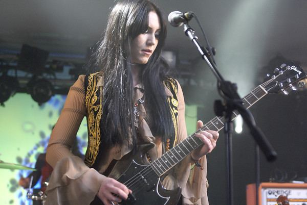 Rosalie Cunningham HRH Prog in Pictures Saturday Where Worlds Collide