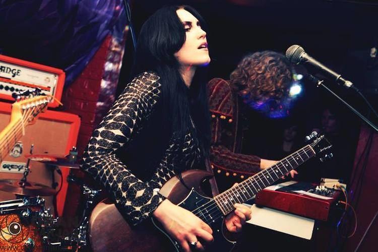 Rosalie Cunningham Rosalie Cunningham of Purson We Heart It guitarist