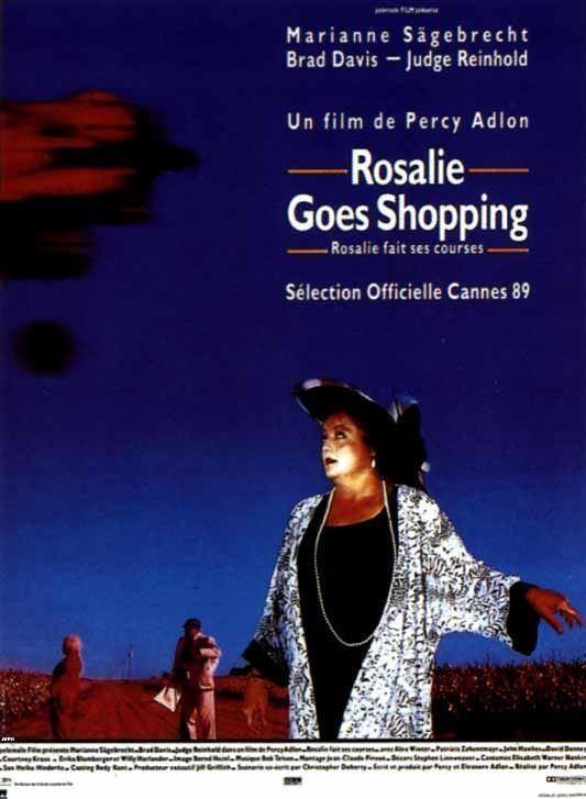 Rosalie Goes Shopping Rosalie Goes Shopping Movie Poster 2 of 2 IMP Awards