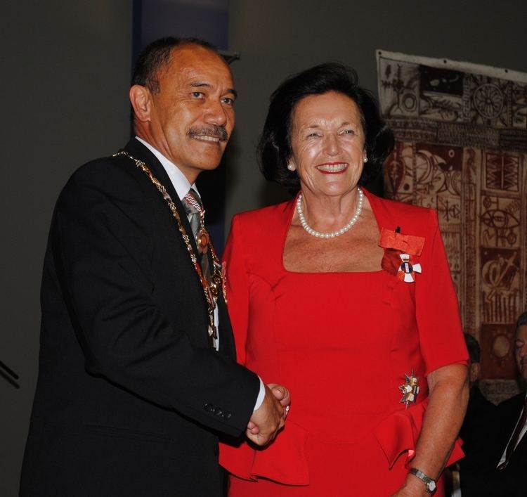 Rosanne Meo Dame Rosanne Meo DNZM Auckland The GovernorGeneral of New Zealand