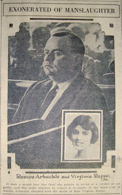 Roscoe Arbuckle Roscoe Arbuckle Biography Actor Film actor Film director