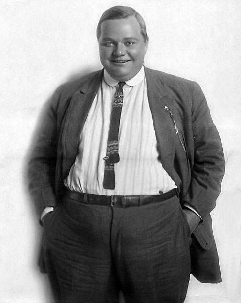Roscoe Arbuckle 117 best Roscoe Fatty Arbuckle images on Pinterest Roscoe