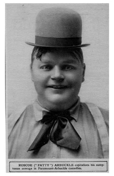 Roscoe Arbuckle ROSCOE ARBUCKLE Looking for Mabel Normand