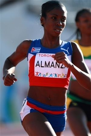 Rose Mary Almanza Cuba Pan Am 2015 Quiet Evening for Cuba in Track and Field