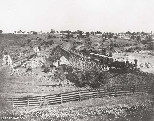 Roseville, California in the past, History of Roseville, California