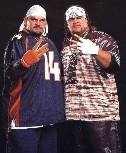 Rosey (wrestler) Three Minute Warning Rosey and Jamal aka Umaga