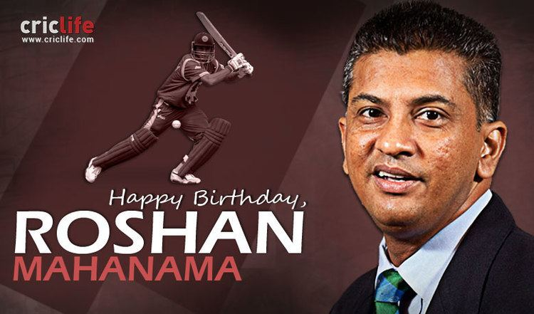 Roshan Mahanama 10 facts about the Sri Lankan cricketer who donned