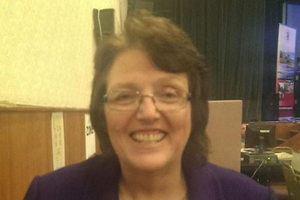 Rosie Cooper West Lancashire MP Rosie Cooper not voting on Syrian airstrikes due