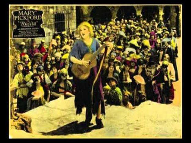 Rosita (film) Rosita 1923