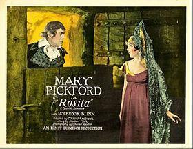 Rosita (film) Rosita film 1923 Wikipedia