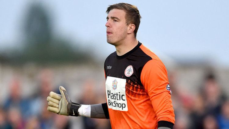 Ross Etheridge Goalkeeper Ross Etheridge has become Doncasters fourth signing of